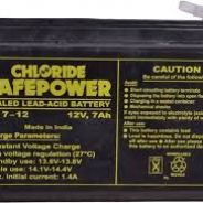 Exide SafePower 7Ah SMF Battery