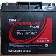 Exide Power Safe Plus 12Volt- 18AH SMF Battery