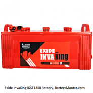 Exide Inva King IKST1350 135Ah Tubular Inverter Battery