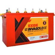 Exide Inva Gold IGST 1500 150Ah Tubular Inverter Battery