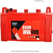 Exide Inva King IKST1500 150AH Tubular Battery