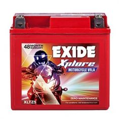 EXIDE XLTZ 5 BATTERY
